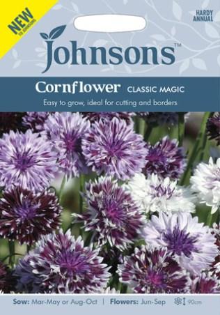 Cornflower Classic Magic. Picture; Johnsons
