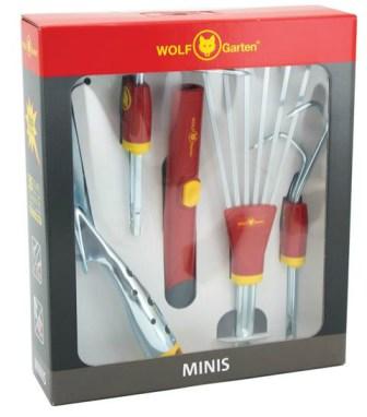 Mini multi-change® Gift Set. Picture; Wolf Garten