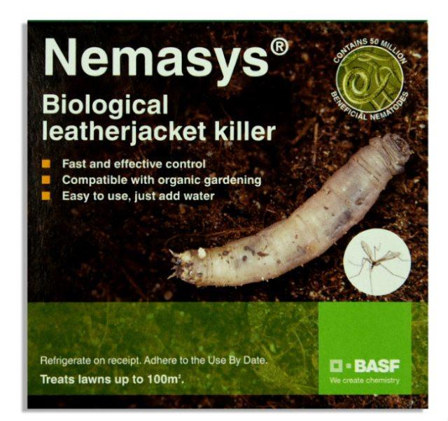 Biological Leatherjacket Killer. Picture; BASF