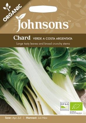 Chard Verde a Costa Argentata (Organic). Picture; Johnsons