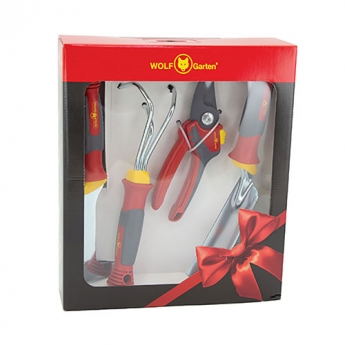 Mini Tool gift set. Picture; WOLF-Garten