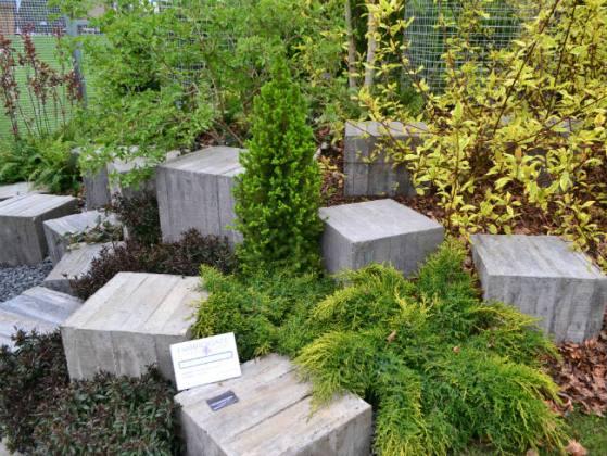Urban Sprawl by Nicholas Edwards Gardens