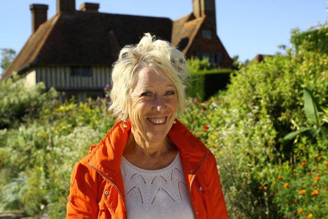 Great British Gardens Season by Season with Carol Klein at Great Dixter. Picture; Knickerbockerglory