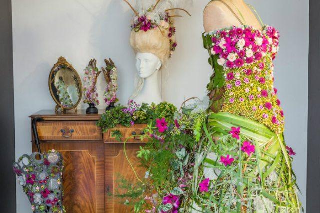 Floral displays at RHS Chatsworth 2018. Picture; RHS/Lee Beel