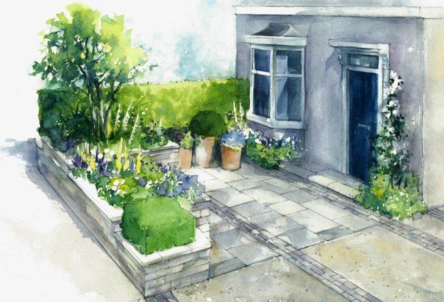 BBC Gardeners' World Live show garden 1