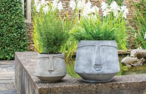 Mindful pots. Picture; Woodlodge