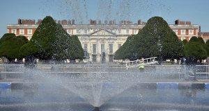 Hampton Court Palace. Picture; RHS