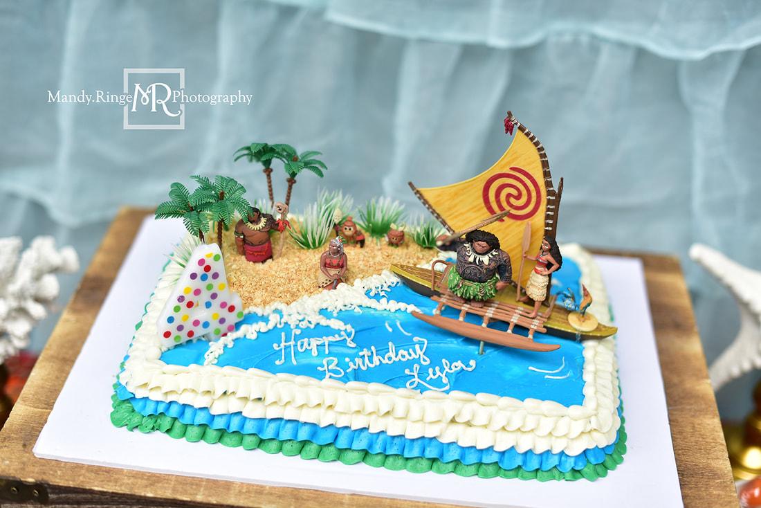 Lyla S Moana Themed Birthday Party Mandy Ringe Photography