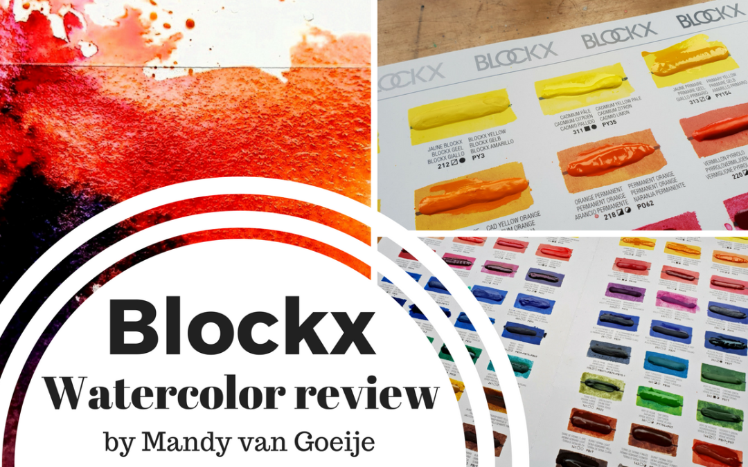 Blockx Watercolor Review