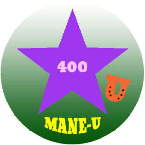 mane-u badge purple star