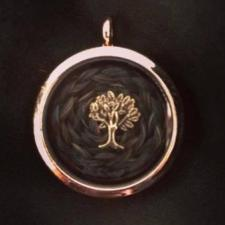 Rose Gold Memory Locket