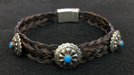 Western Vintage Flower Bracelet