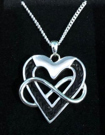 Lawson's Heart Pendant
