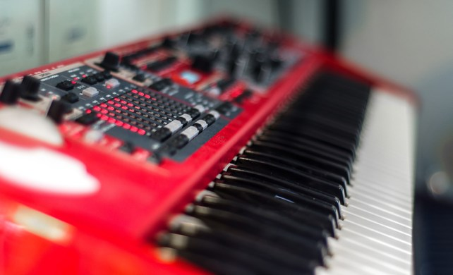 Nord Stage 2 on new Witchers single 'King Of The Beasts'