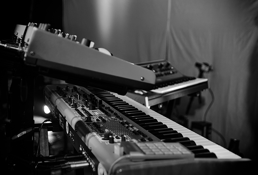Nord Stage 2 and Nord Wave