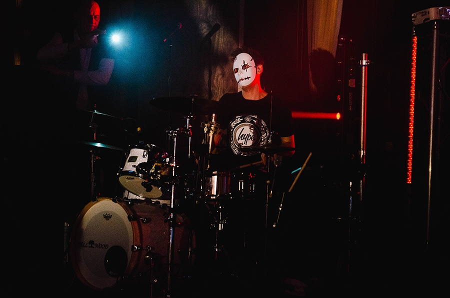Drums (Photo by Solau Photography)