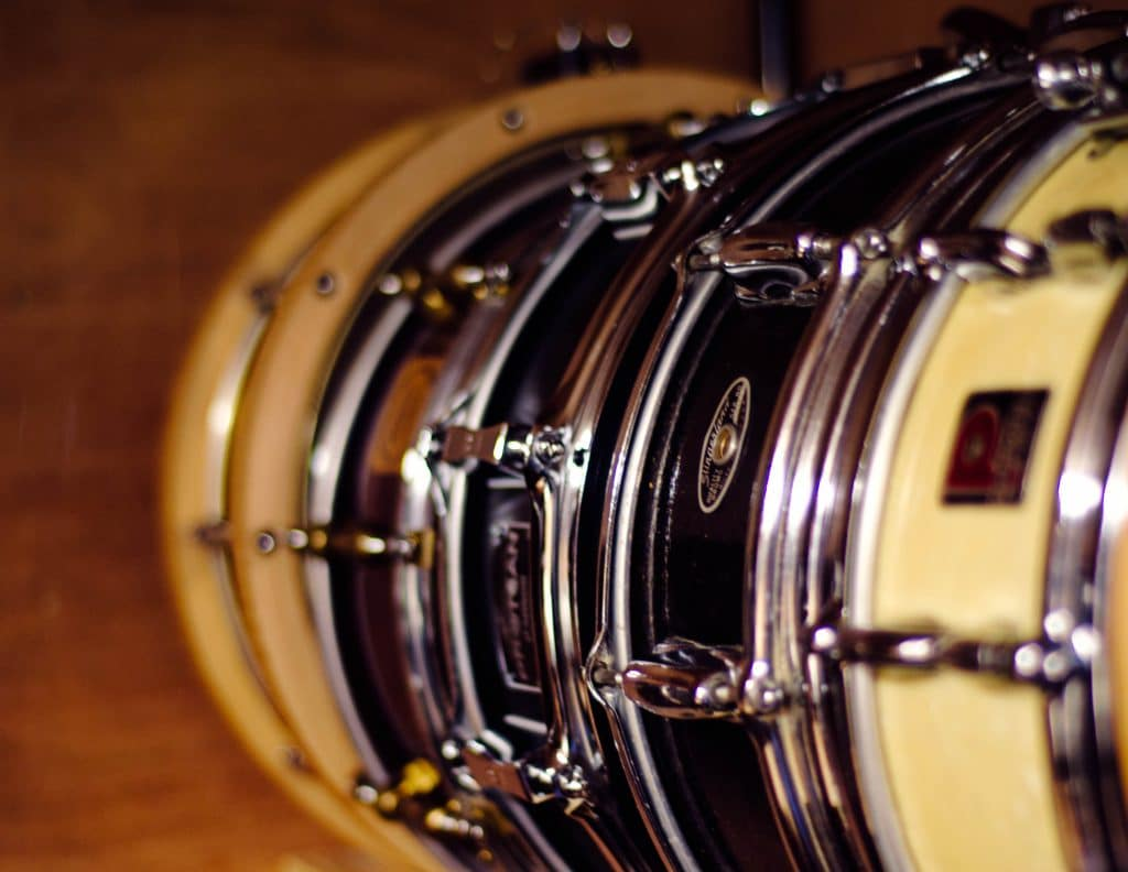 Snare drum selection
