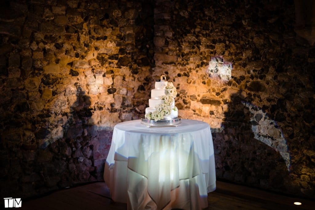 Cake lighting · Tim Stephenson Photography