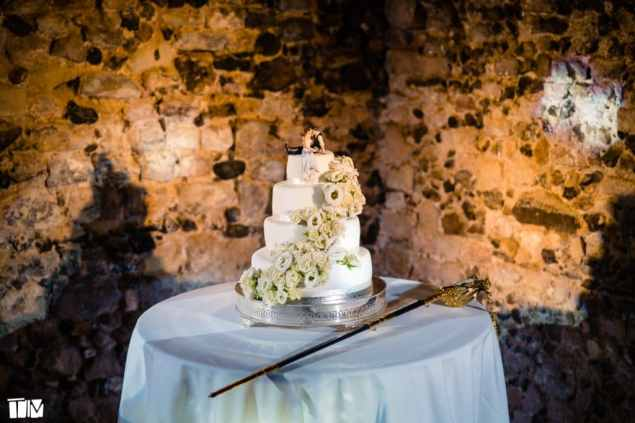 Cake and sword · Tim Stephenson Photography