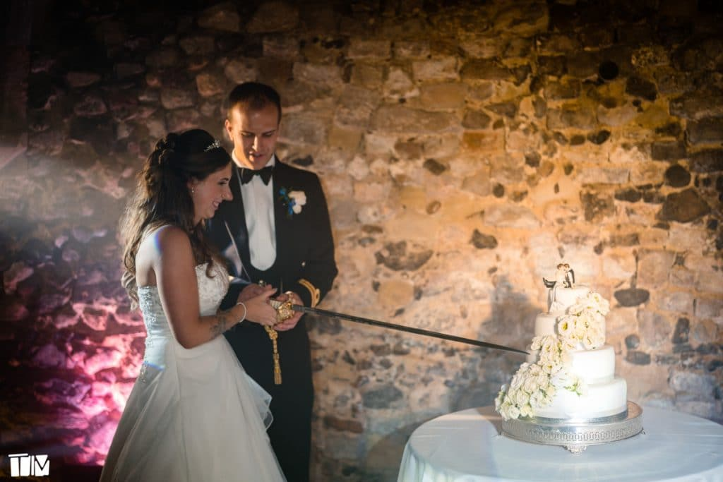 Cake cutting · Tim Stephenson Photography