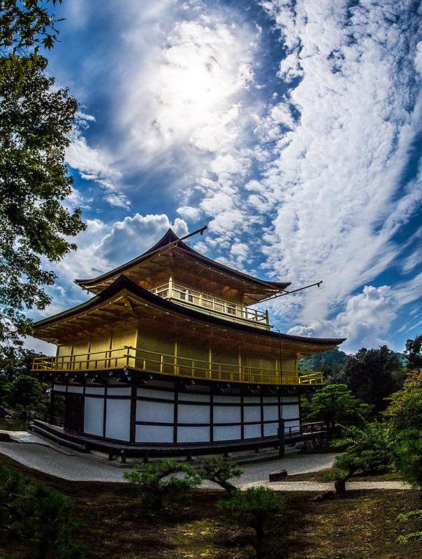 Kyoto pavillon doré