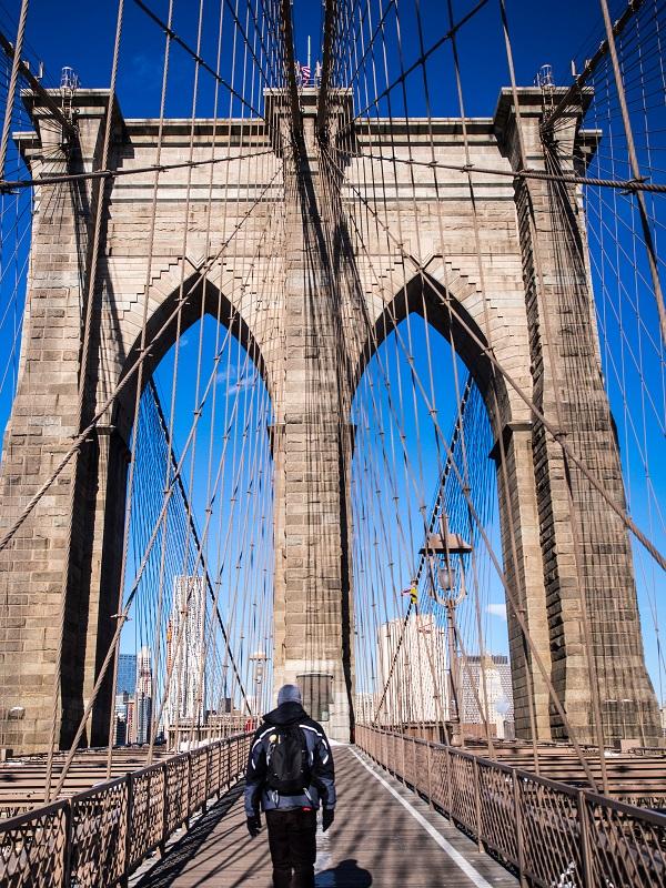 Que faire à new york Brooklyn bridge - Manekitravel