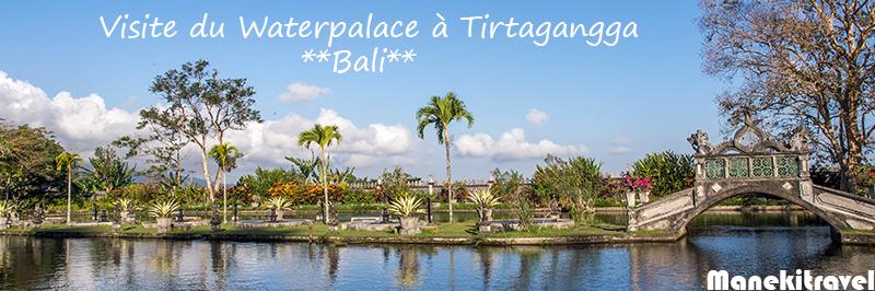 Water palace Tirtangangga