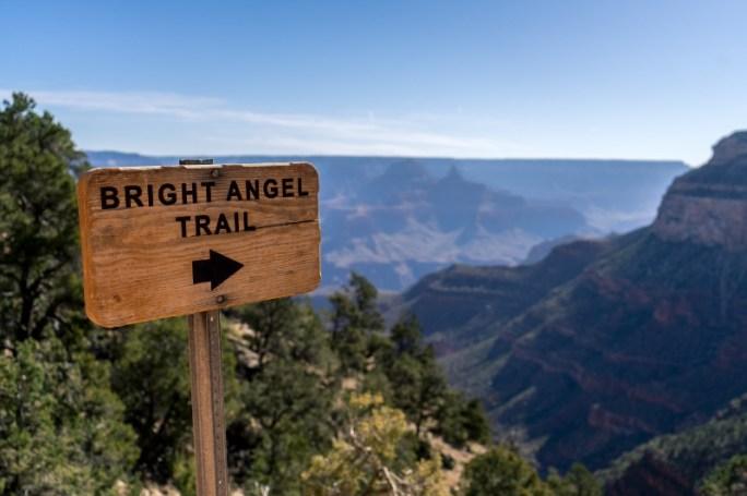 Grand canyon USA Photo de voyage