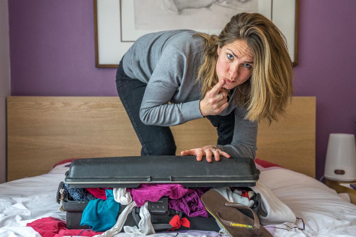 comment optimiser sa valise