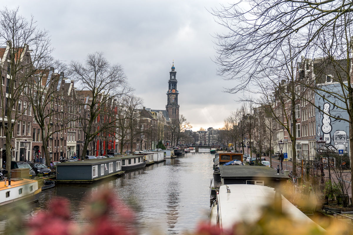 Un week-end à Amsterdam