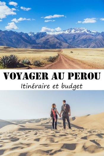 Que faire au Pérou - itinéraire de 3 semaines