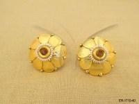 Temple Jewellery Earrings   Temple Jewellery   Coin ...