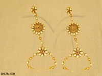 Double Reverse Flower Online Dulhan Set - Antique ...