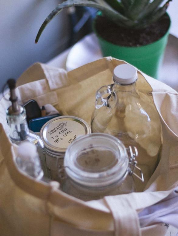 Como Vivir zero waste o basura cero - fundación basura -Curso online Foto de consciousbychloe