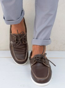 BOAT SHOE MANETTI
