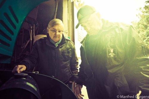 Erfinder Fernsehsendung Der 7. Sinn und Journalist Alfred Noell