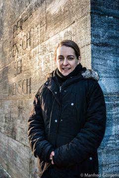 Schauspielerin und Politikerin Katja Krüger