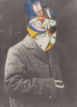 Untitled, 2016, collage, cm 24x32