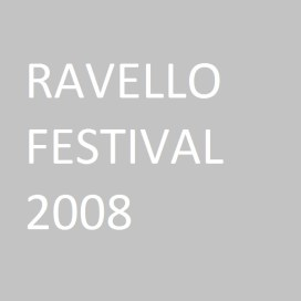 """Something to count on"", Ravello Festival, 2008"