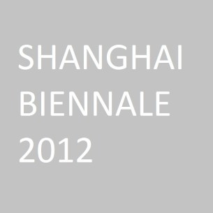 """The sun goes dim. The house lights up"", Shanghai Biennale, 2012"