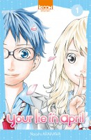 Manga - Your lie in april