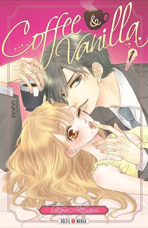 Manga - Coffee & Vanilla
