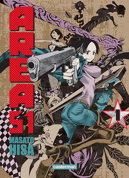 Manga - Area 51