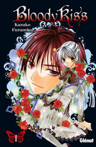 Bloody Kiss Manga Série Manga News