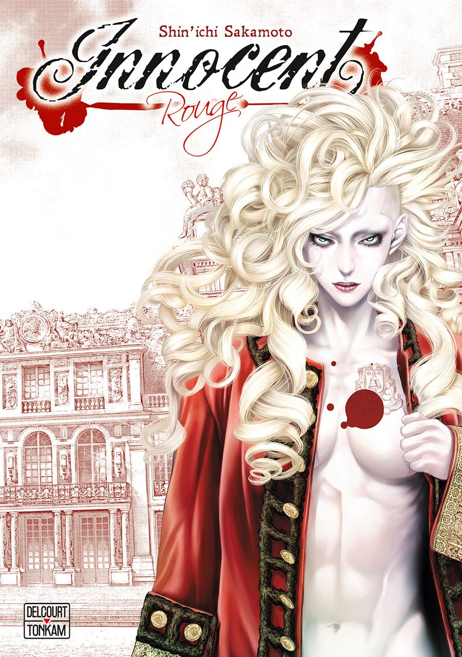 Manga - Innocent - Rouge