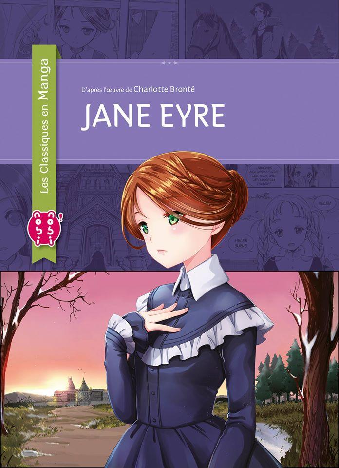 Manga - Jane Eyre