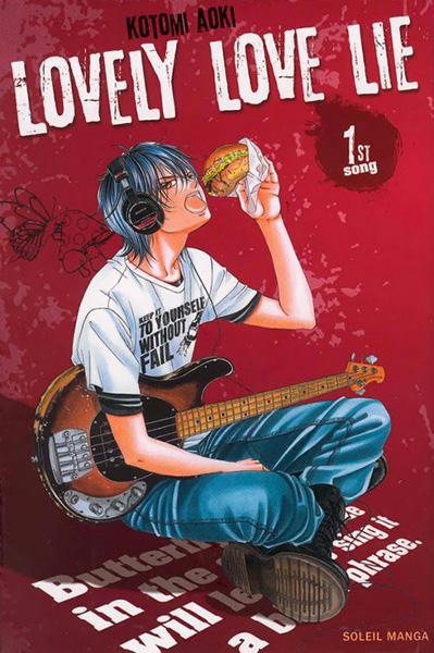 Manga - Lovely Love Lie