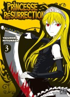 Manga - Manhwa - Princesse Résurrection Vol.3