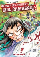 Manga - Manhwa - Bloody Delinquent Girl Chainsaw Vol.2
