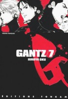 Manga - Manhwa - Gantz Vol.7